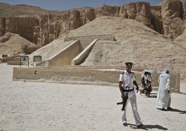 埃及,国王谷(资料图片)
