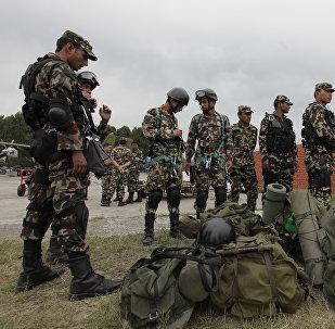 尼泊尔军队