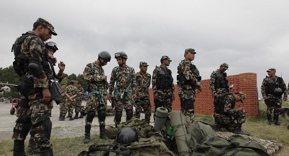 尼泊爾軍隊