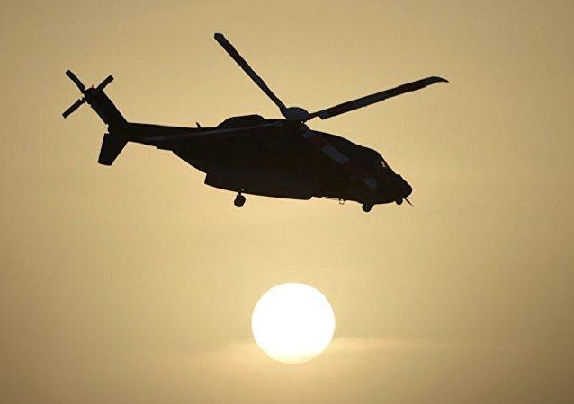 中国直-19E出口型武装直升机首飞成功