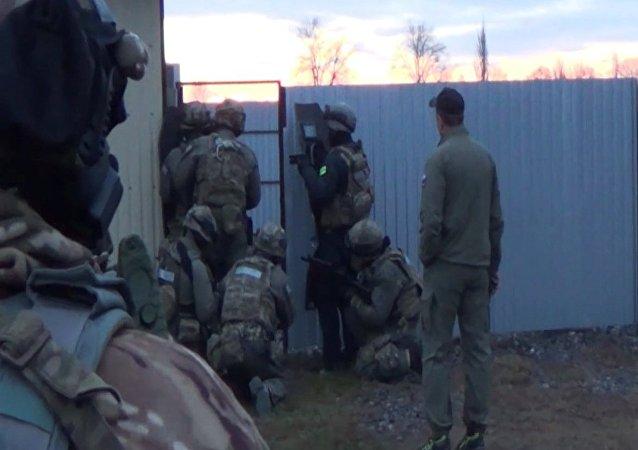 俄安全局:准备在俄实施恐袭的中亚人于弗拉基米尔州被击毙