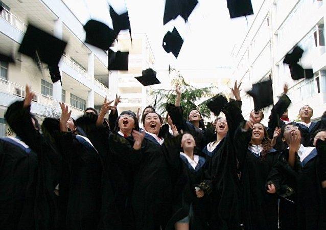中國留學生越來越傾向於回國尋找工作