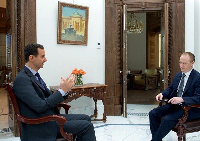 敘利亞總統