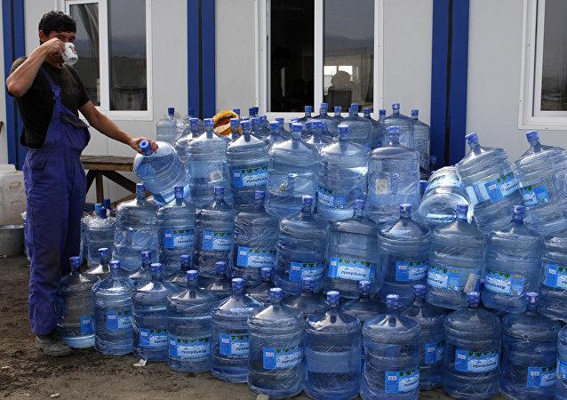 中糧可口可樂擬將俄遠東飲用水引入中國市場