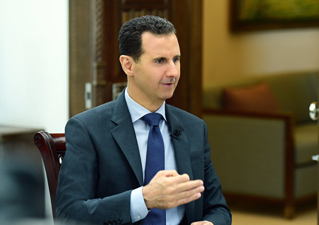 敘總統巴沙爾·阿薩德