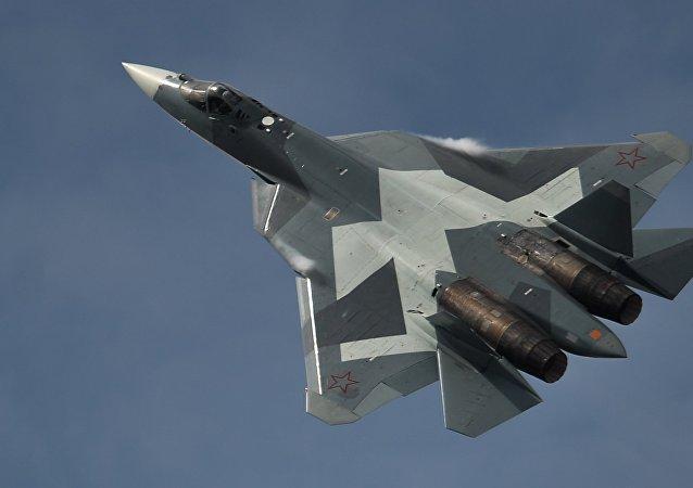 俄军T-50