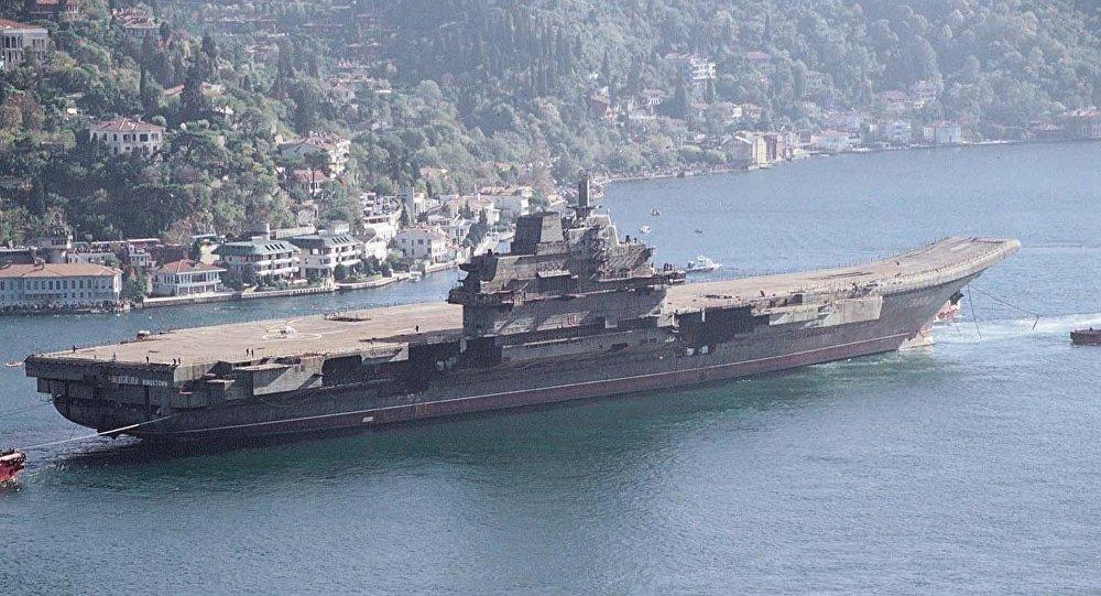 俄专家:中国首艘国产航母即将下水
