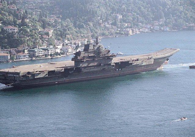 俄專家:中國首艘國產航母即將下水