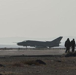敘軍霍姆斯省的機場