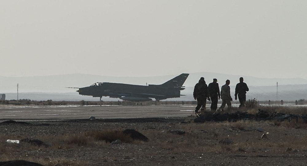 美專家指出最可能受美國攻擊的敘利亞基地