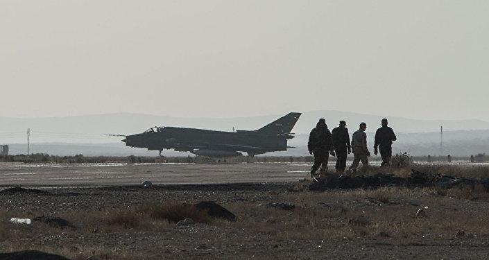 美专家指出最可能受美国攻击的叙利亚基地