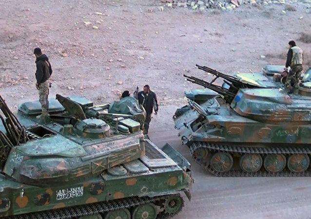 叙反恐胜利后美国和土耳其如不自行撤军将被武力驱逐