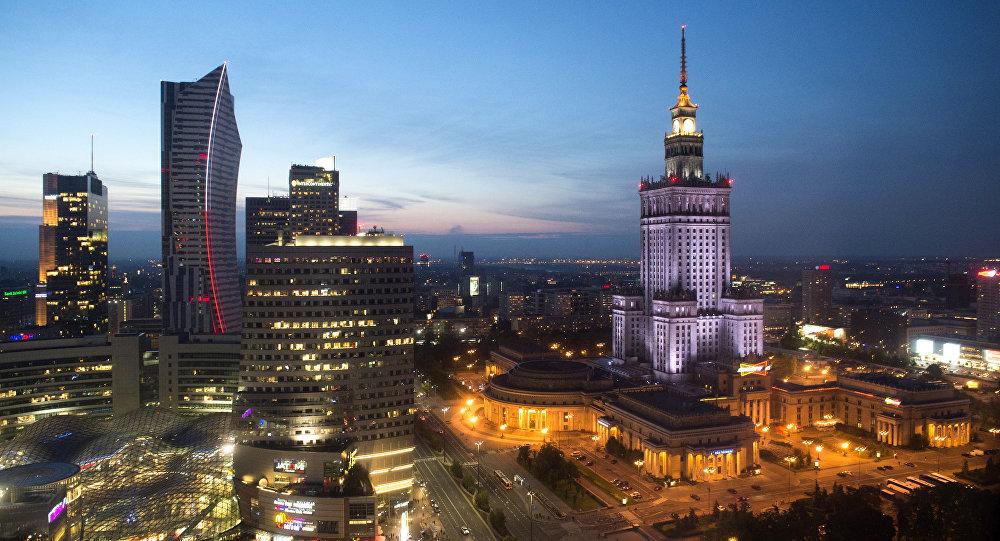 華沙,波蘭