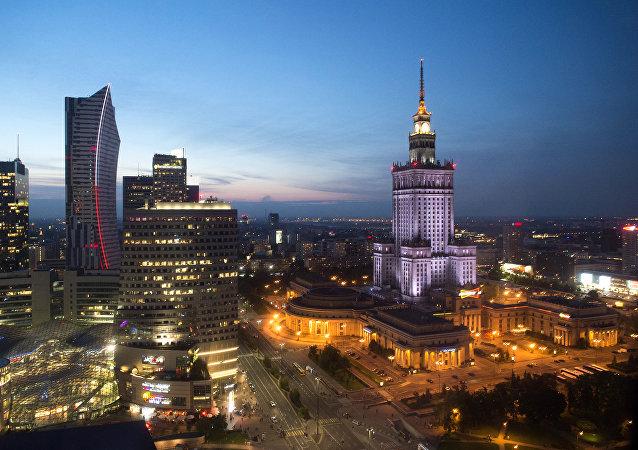 华沙,波兰