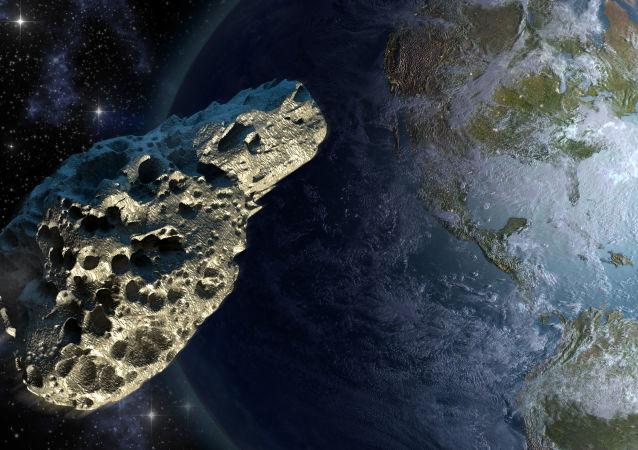 天文學家將今年9月小行星2006 QV89 與地球相撞的概率調整為零