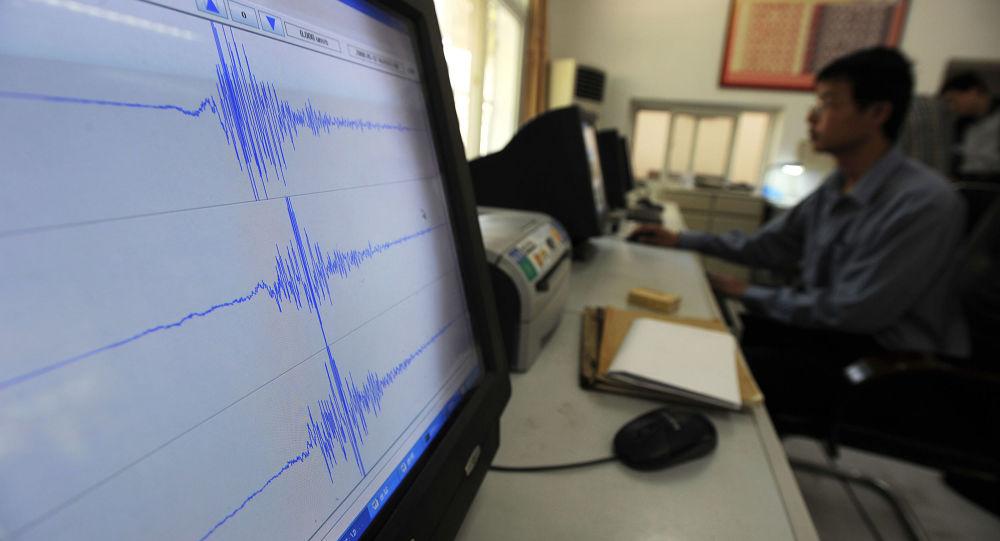 云南省通海县发生5.0级地震