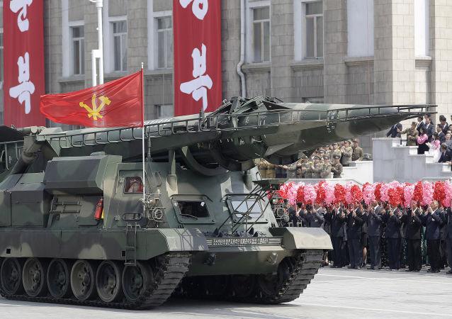 韩国媒体称朝鲜准备再次进行导弹试验