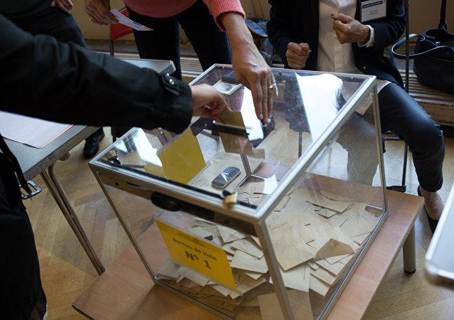 選舉/資料圖片/