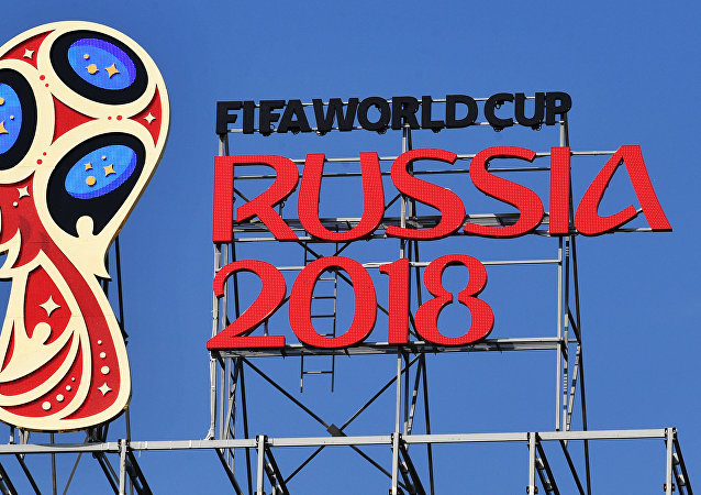俄罗斯2018年足球世界杯