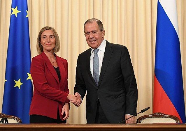 欧盟外长:俄欧合作未冻结  布鲁塞尔愿继续