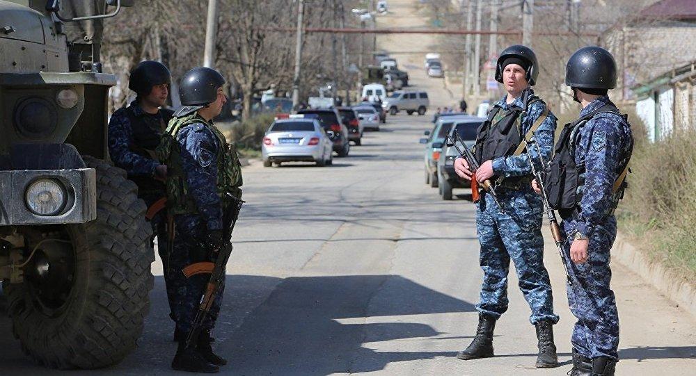 消息人士:俄達吉斯坦警方射擊哈薩維尤爾特強盜團伙