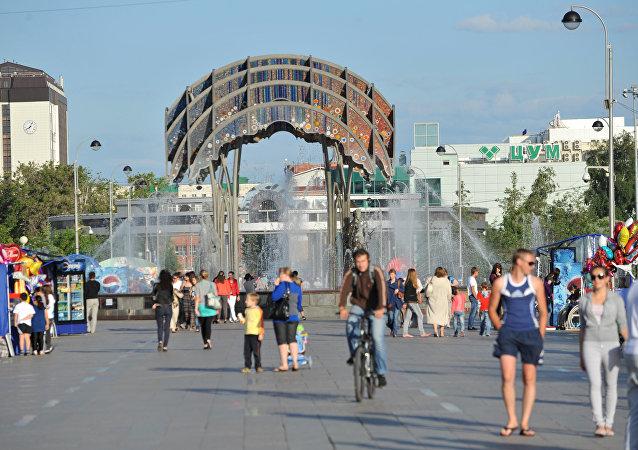 秋明,俄罗斯