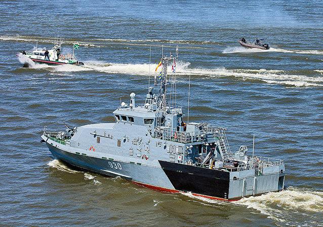 「白嘴鴉雛」防破壞艇加入俄羅斯海軍地中海艦群