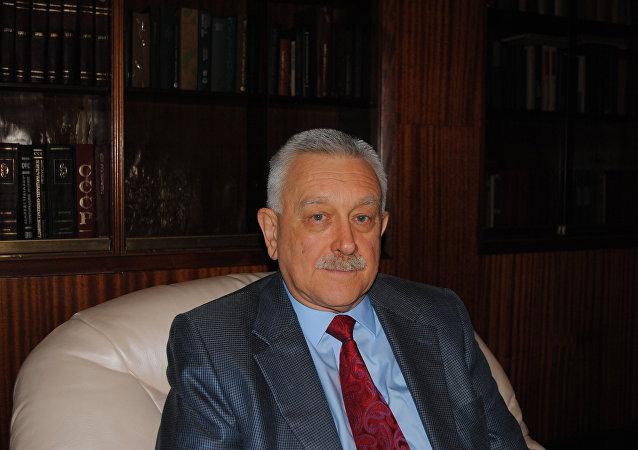 俄罗斯驻委内瑞拉大使扎耶姆斯基
