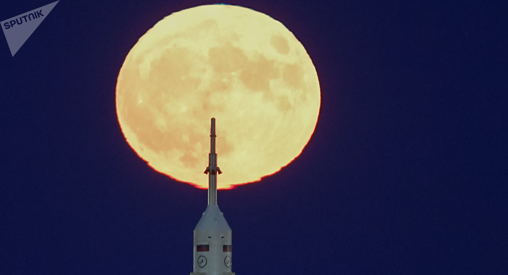 中國國家航天局:中俄致力合作建造超重型運載火箭