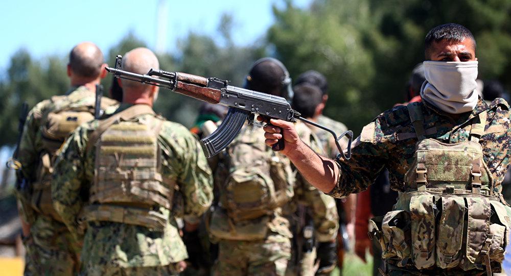 庫爾德武裝