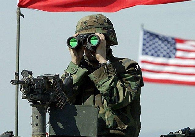 美國或將威脅柏林撤離駐德北約基地3.5萬美軍