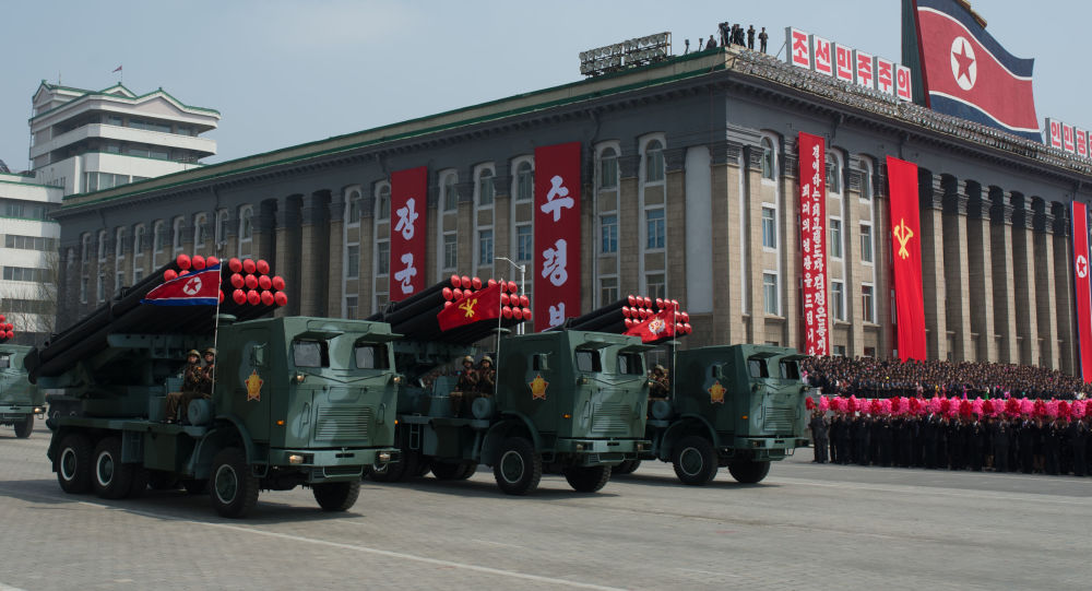 俄外交部:俄譴責朝鮮的挑釁路線 但僅靠制裁解決不了問題
