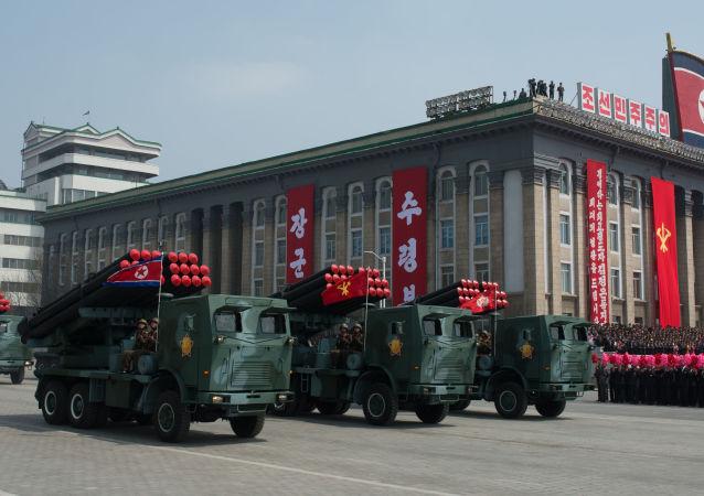 俄外交部: 朝鮮半島很可能發生大規模武裝衝突