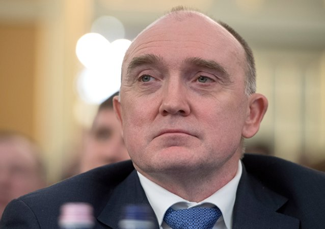 俄羅斯車里雅賓斯克州州長鮑里斯∙杜布羅夫斯基