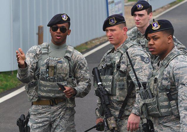 中方欢迎美国和韩国暂停联合军演