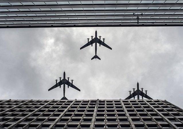 俄国防部:俄计划于2028年至2029年间批量生产战略轰炸机PAK-DA