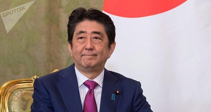 日本首相希望于2020年修改宪法并保留和平原则