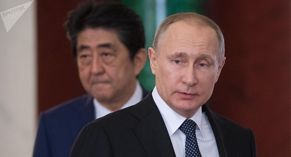 克宮:俄日領導人商定加快和平條約談判進程