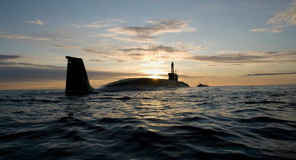 俄提议印度联合建造新潜艇