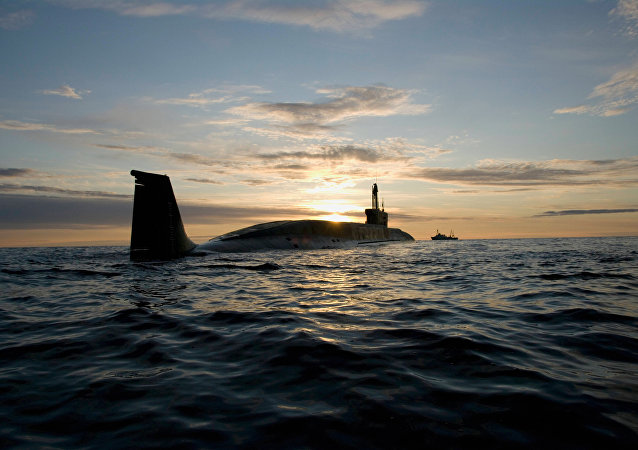 「尤里·多爾戈魯基」號核潛艇