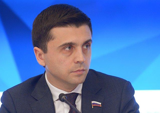 俄罗斯国家杜马议员鲁斯兰·巴利别克