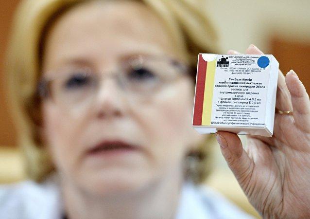 第一批俄羅斯研制的埃博拉疫苗發往幾內亞