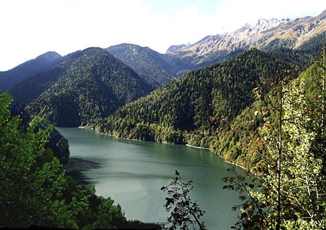 阿布哈茲山區