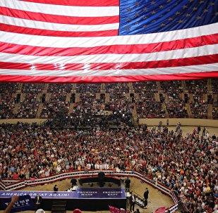 大多数美国人不赞成特朗普的对俄政策