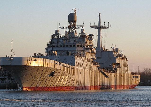 11711型大型登陸艦「伊萬•格連」