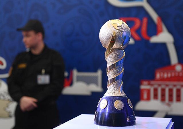 超過4.7萬外國人想成為俄羅斯2018年足球世界杯及2017年聯合會杯志願者