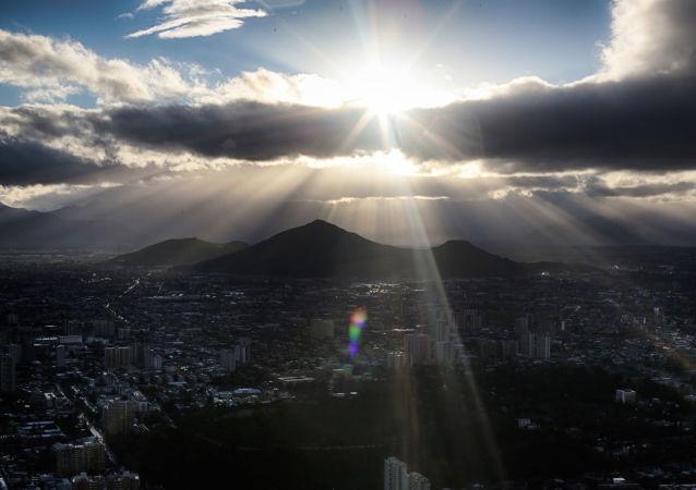 智利首都圣地亚哥