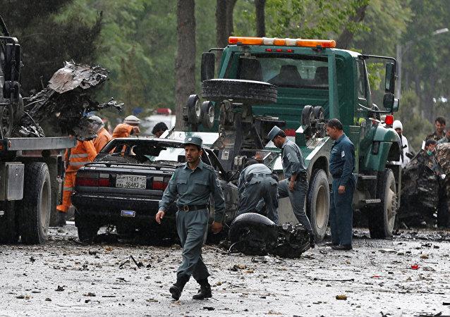 2018年头三个月阿富汗平民遇难人数超700人