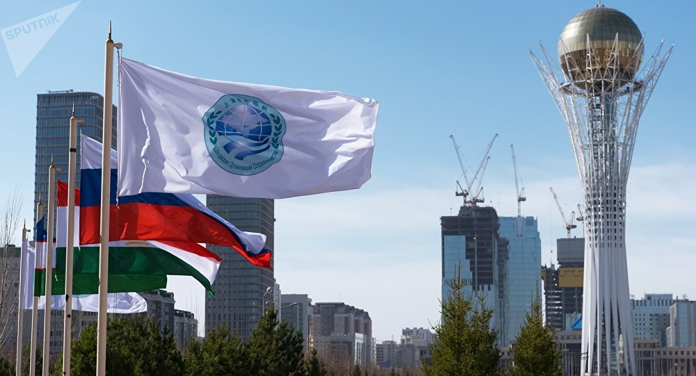 中国外交部:中方一贯积极支持建立上合组织自贸区倡议