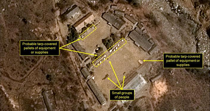 豐溪里核試驗場